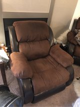 Recliner and Sofa set in Fort Lewis, Washington