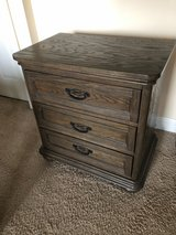 Wood Three Drawer Dresser in Warner Robins, Georgia
