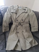 1 All Weather Coat size 42S in Camp Lejeune, North Carolina