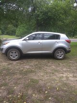2012  KIA  SPORTAGE  FOR SALE in Kingwood, Texas