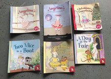 Angelina Ballerina Books in Fort Campbell, Kentucky