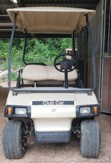 Golf Cart in Cleveland, Texas