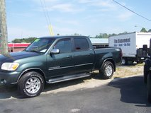 TOYOTA TUNDRA DOUBLE CAB TRD SR5 AUTO COLD AIR~REDUCED~ in Camp Lejeune, North Carolina