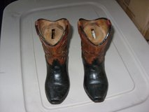 cowboy boot banks in Fort Knox, Kentucky