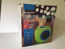 Brookstone Bluetooth Cube Speaker in Algonquin, Illinois