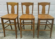 Stools - set of 3 in Bartlett, Illinois