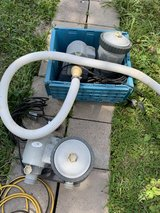 Pool pumps & more in Houston, Texas