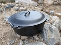 9Q Cast Iron Dutch Oven NIB in 29 Palms, California