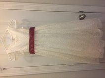 Flower Girl Gown Size 7 in Baytown, Texas