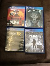 PS4 games in Fort Riley, Kansas