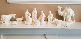 Holland Mold Co. Nativity Set in Camp Lejeune, North Carolina
