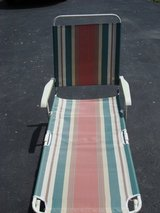 FOLDING CHASE LOUNGE LAWN CHAIRS in Naperville, Illinois