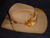 STETSON Western hat 'The Billy Kidd' - $49 in Great Lakes, Illinois
