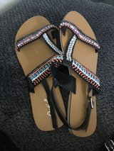 Qupid Sandals-Size 9 in Okinawa, Japan