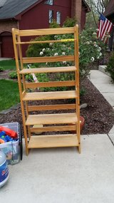 Wooden Book Case in Naperville, Illinois
