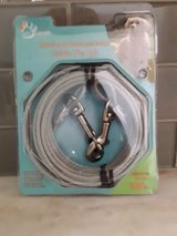 30-ft Cable Tie Out - NEW in Westmont, Illinois