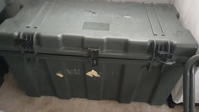 Pelican Hardigg trunk w/ trays. (5 total) in Fort Hood, Texas