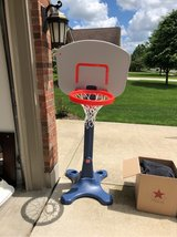 Step 2 toddler basketball hoop in Bolingbrook, Illinois