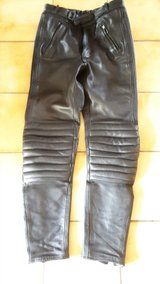 leather pants in Ramstein, Germany