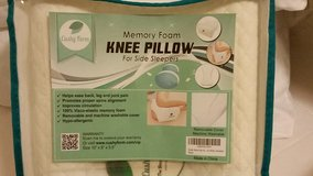 Knee Pillow in Fort Lewis, Washington