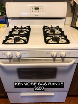 KENMORE Gas Range in Westmont, Illinois