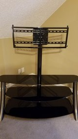 Glass TV Stand for up to 70 in. Flat Screen in Fort Campbell, Kentucky
