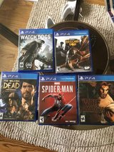 Playstation 4 Video Games in Fairfield, California