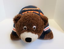 ORIGINAL PILLOW PETS NFL CHICAGO BEARS PILLOW PET in Glendale Heights, Illinois