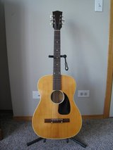 Vintage Folk Acoustic Guitar Made in Yugoslavia in Chicago, Illinois