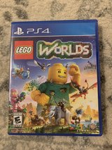 Lego Worlds - PS4 in Kingwood, Texas