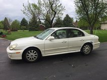2003 Hyundai Sonata  lots of new parts runs selling as is in Naperville, Illinois