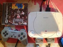PlayStation One in Yucca Valley, California