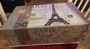 Paris Large storage box in Houston, Texas