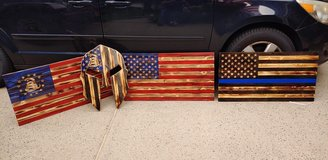 Handcrafted Flags in Fort Belvoir, Virginia
