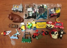 19 Small/Kids Meal Toys: Minions, Snoopy in Fort Campbell, Kentucky