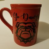 Go Dawgs Coffee Mug in Warner Robins, Georgia