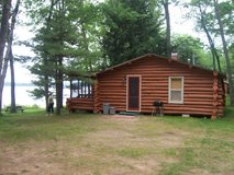 Weekly lakefront cabin rental - Sunset Ridge Resort - Minocqua, WI - July 11 - July 18 available in Belleville, Illinois