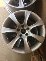 "BMW 18"" alloy wheels in Batavia, Illinois"