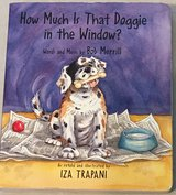 Board Book How Much is that Doggie in the Window? in Okinawa, Japan