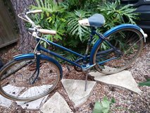 Vintage bike in Kingwood, Texas