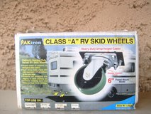 Skid Wheels in Yucca Valley, California