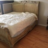 Queen Bed Frame in Tinley Park, Illinois