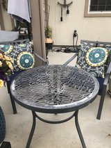 patio furniture set with cushions in Camp Pendleton, California