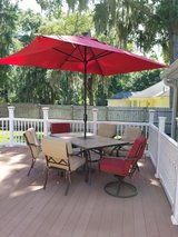 Patio furniture in Beaufort, South Carolina