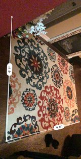 Living room rug in Hemet, California