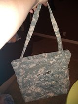 Army diaper bag in Fort Campbell, Kentucky