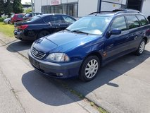 2002 Toyota Avensis 1,8 VVTI * A/C COLD * 2 years new inspction in Ramstein, Germany