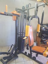 home gym in Spangdahlem, Germany