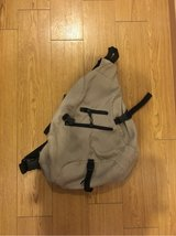 Gap backpack side shoulder strap in Okinawa, Japan