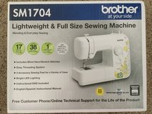 New Brother Sewing Machine SM1704 in Camp Lejeune, North Carolina